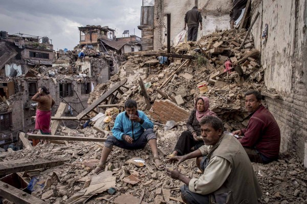 Rescue Operations Continue Following Devastating Nepal Earthquake