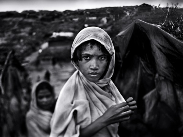 CITIZEN DESPAIR, Rohingya children